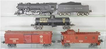 LIONEL 291W TRAIN SET