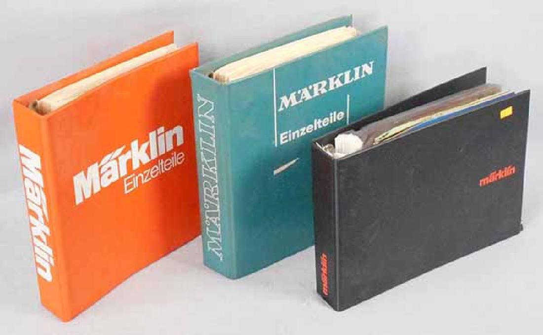 MARKLIN REPAIR MANUALS