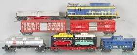 LIONEL 2513W TRAIN SET