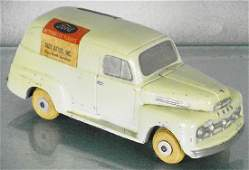 NATIONAL PRODUCTS 1952 FORD PANEL VAN PROMO