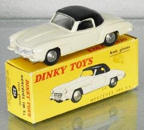 FRENCH DINKY 526 MERCEDES 190SL