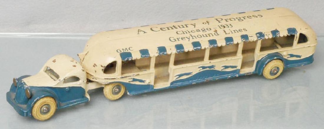 ARCADE GMC 1933 CENTURY OF PROGRESS BUS