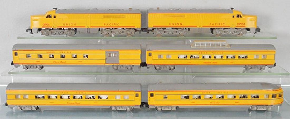 AMERICAN FLYER 20535 PONY EXPRESS TRAIN SET