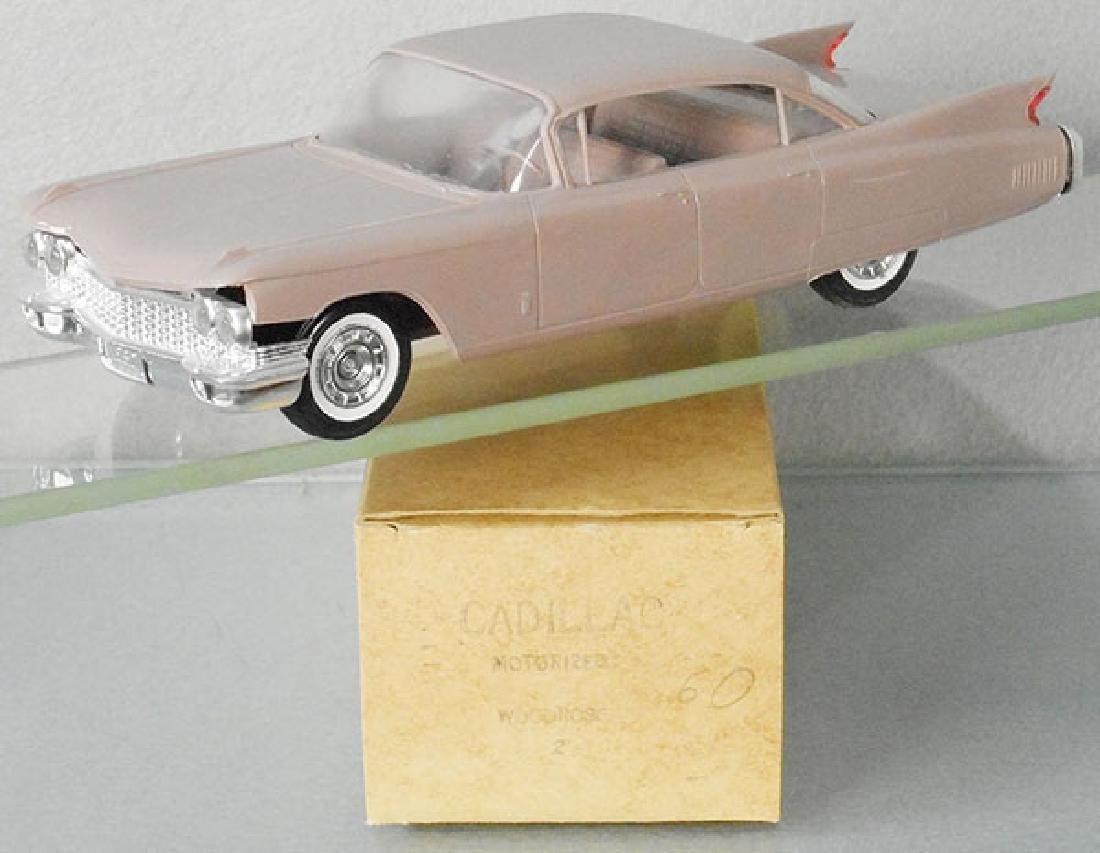 JOHAN 1960 CADILLAC FLEETWOOD PROMO