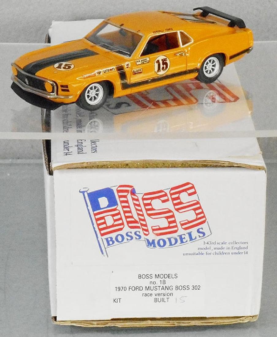 BOSS MODELS 1970 FORD MUSTANG