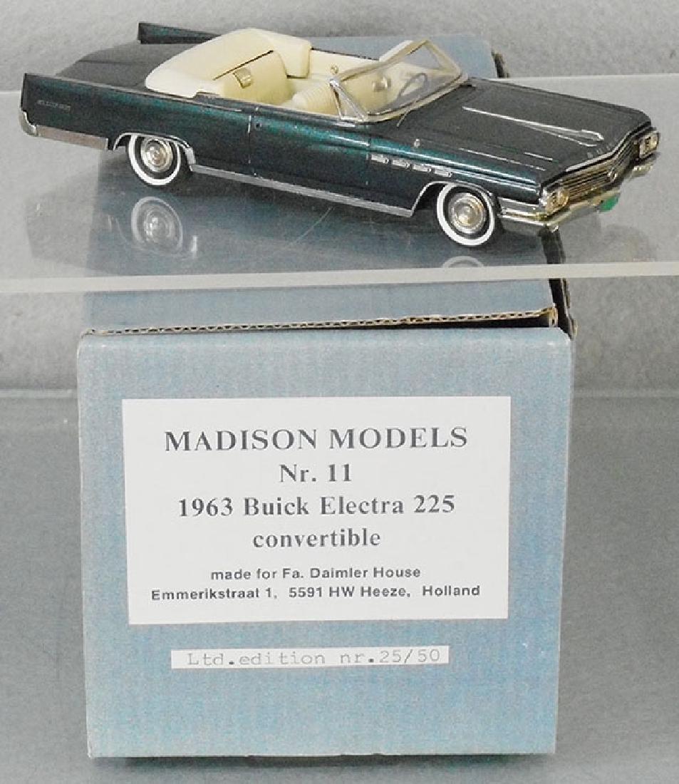 MADISON MODELS 1963 BUICK ELECTRA 225 CONV