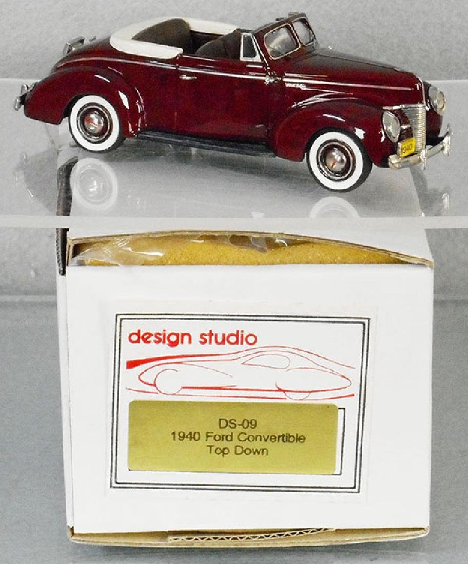 DESIGN STUDIO DS-09 1940 FORD CONVERTIBLE