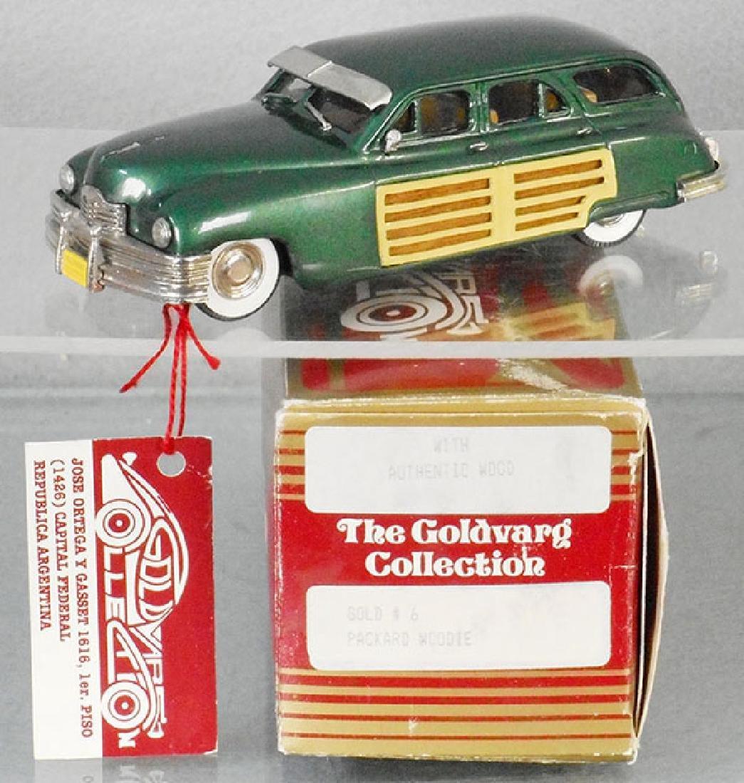 GOLDVARG 1950 PACKARD WOODIE WAGON