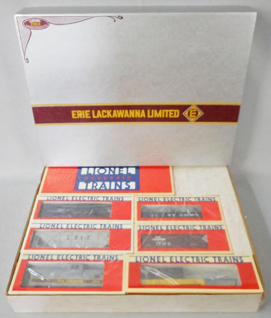 LIONEL 1451 ERIE LACKAWANNA TRAIN SET