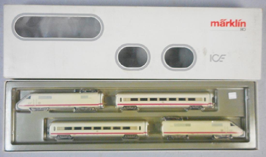 MARKLIN 3371 ICE TRAIN