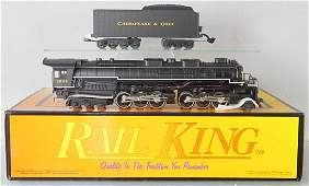 MTH 201117LP CO ALLEGHENY LOCO  TENDER