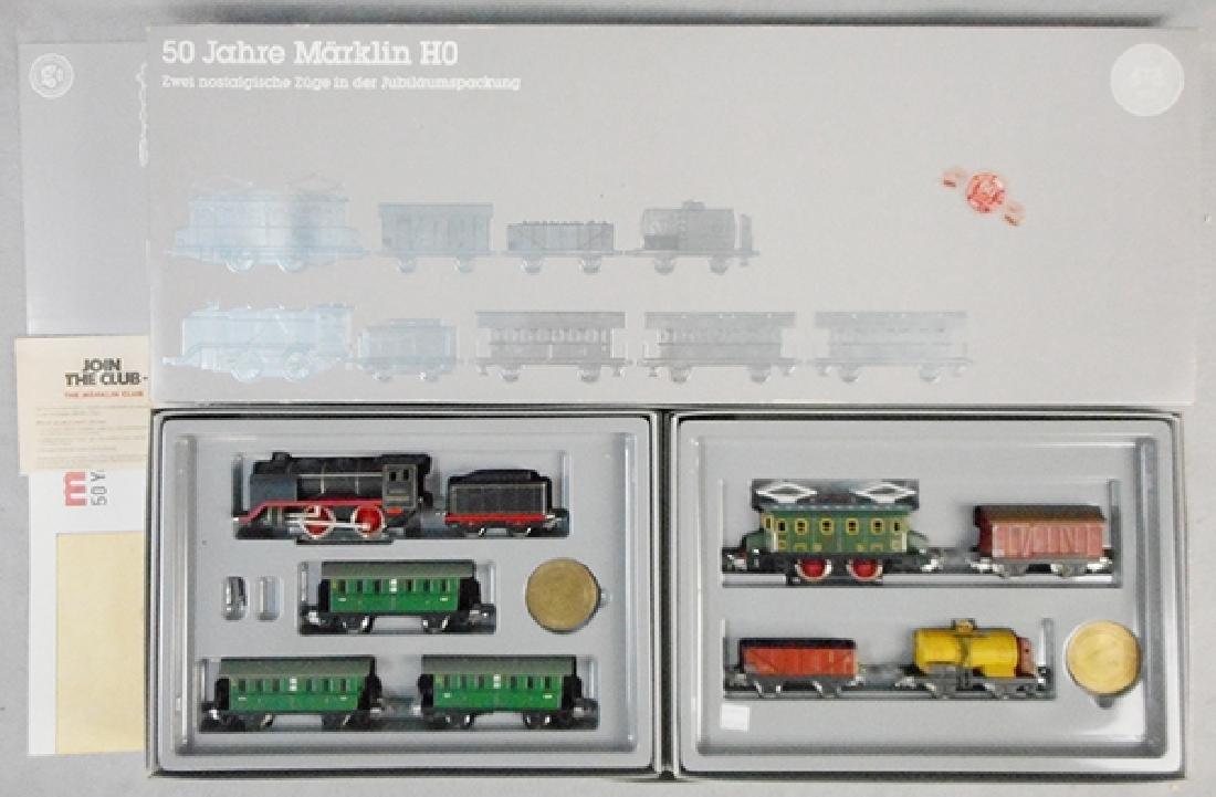 MARKLIN 0050 ANNIVERSARY TRAIN SET