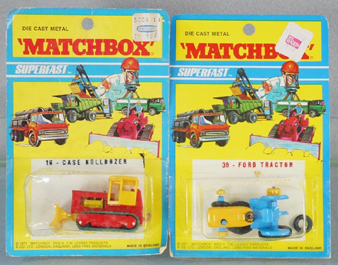 2 MATCHBOX SUPERFASTS