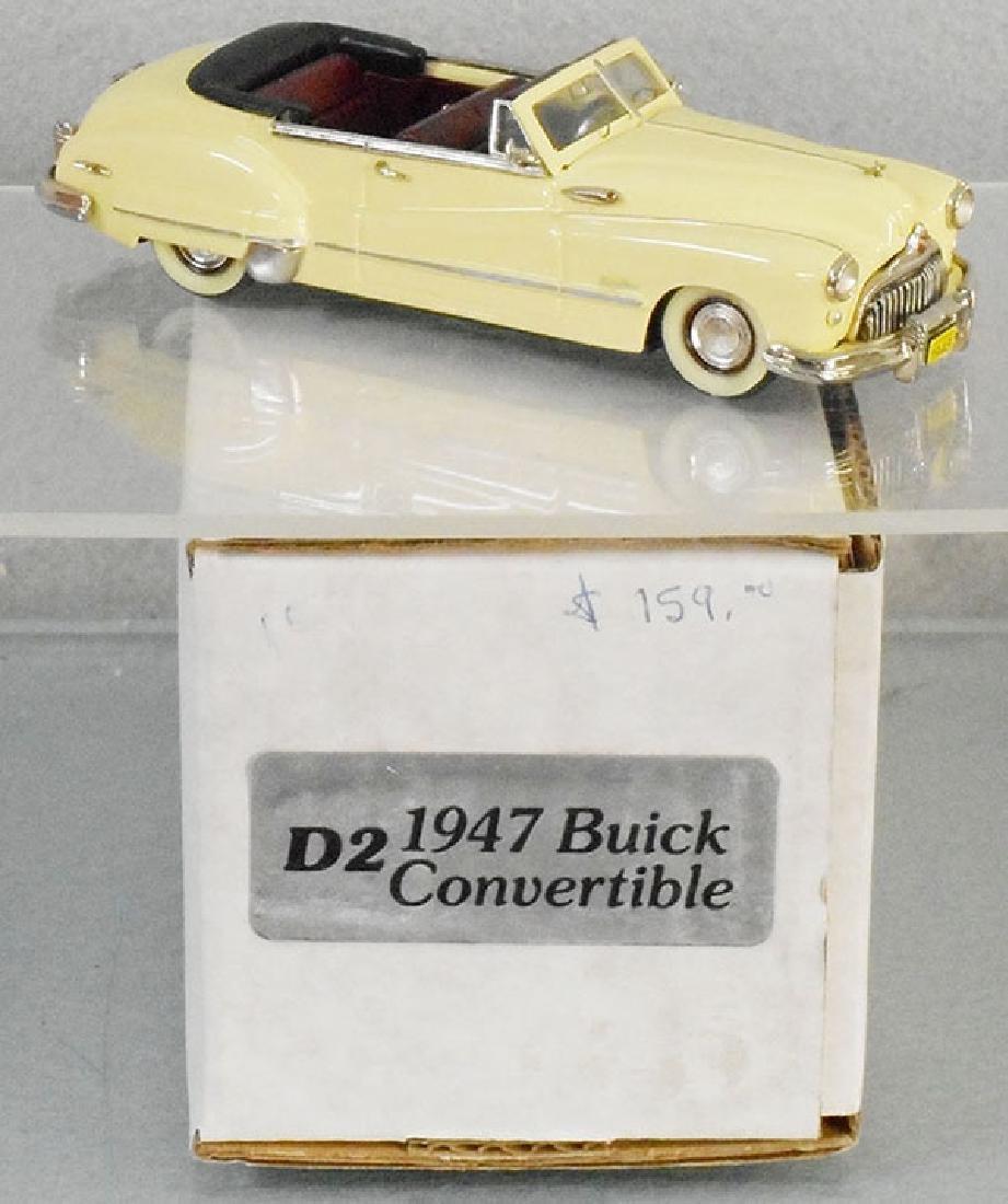 DESIGN STUDIOS 1947 BUICK ROADMASTER