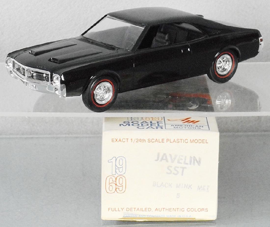 JOHAN 1969 AMC JAVELIN SST PROMO