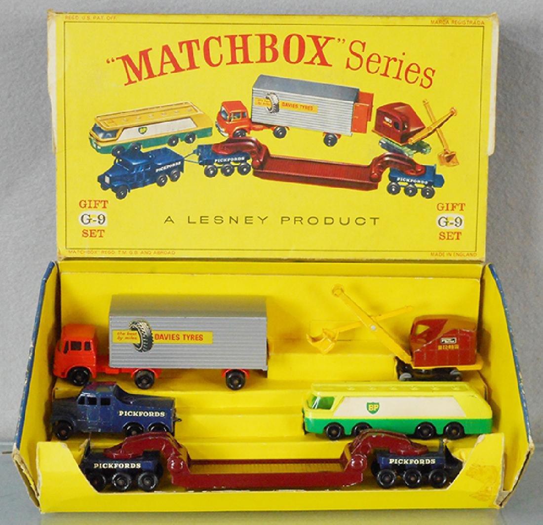 MATCHBOX GIFT SET 9