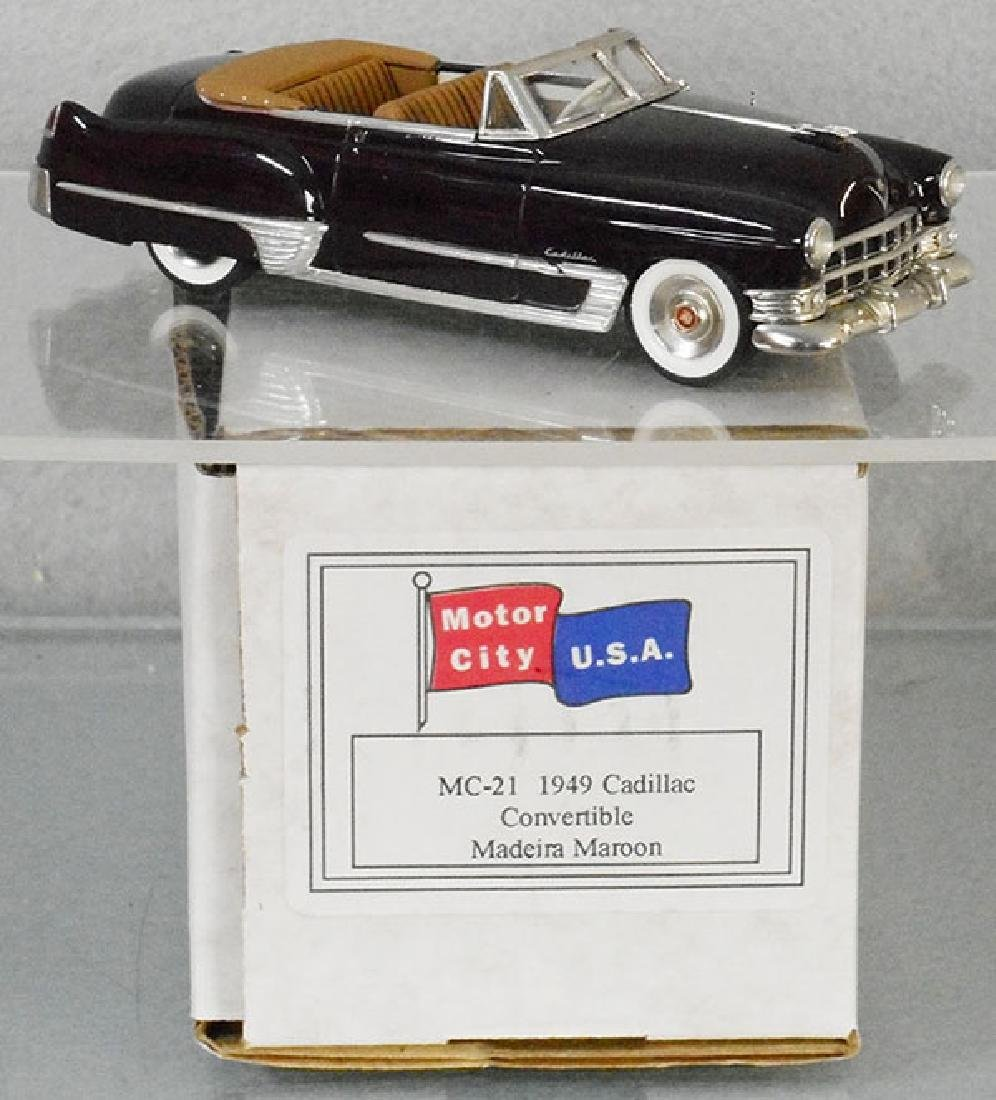 MOTOR CITY USA MC21 1949 CADILLAC CONV