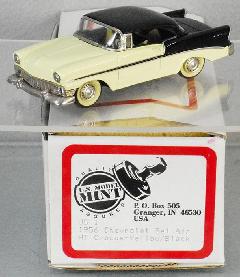 US MODEL MINT US1 1956 CHEVY BEL AIR