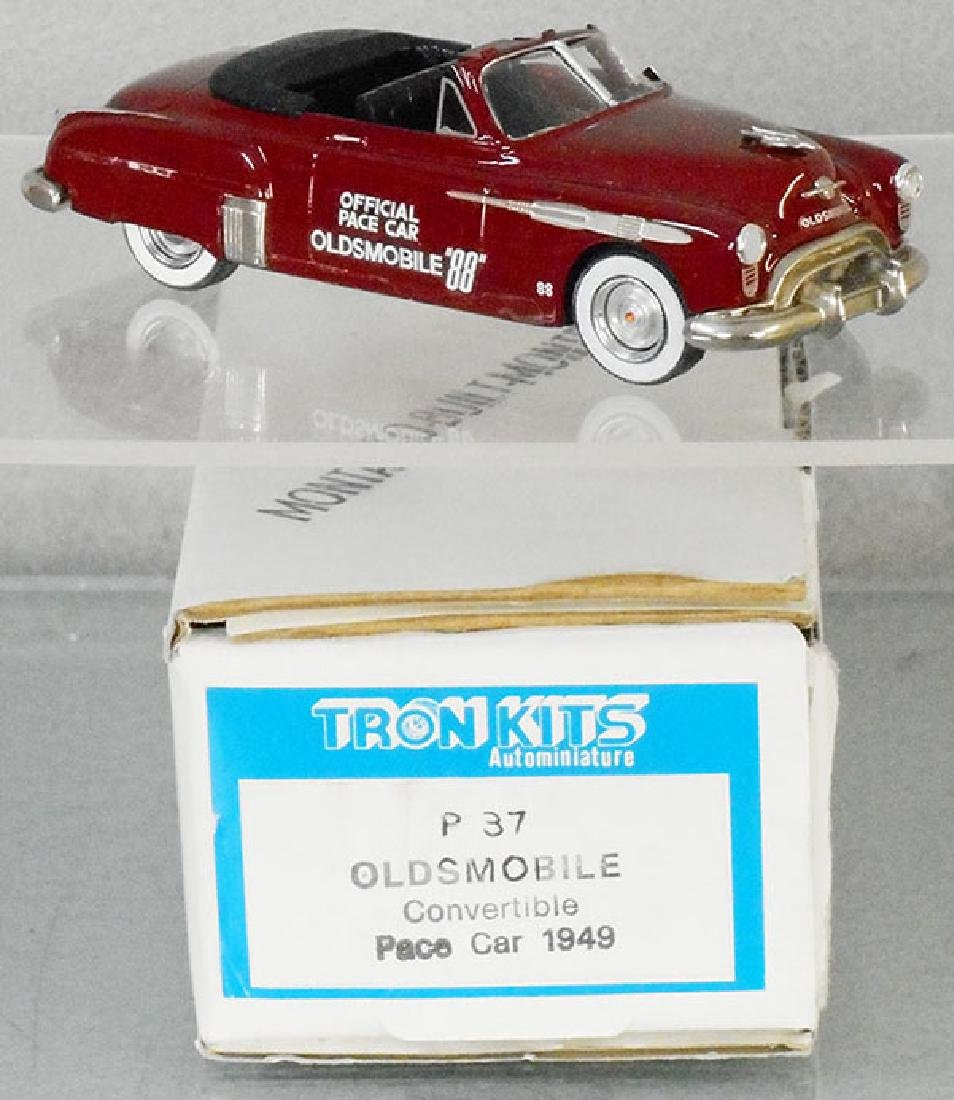 TRON KITS 1949 OLDS CONV PACE CAR