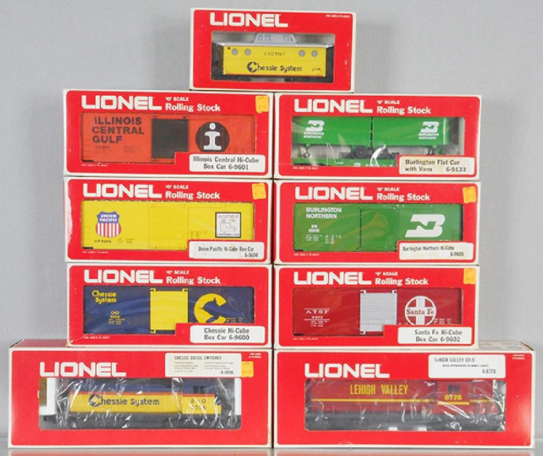 LIONEL FREIGHT TRAIN SET