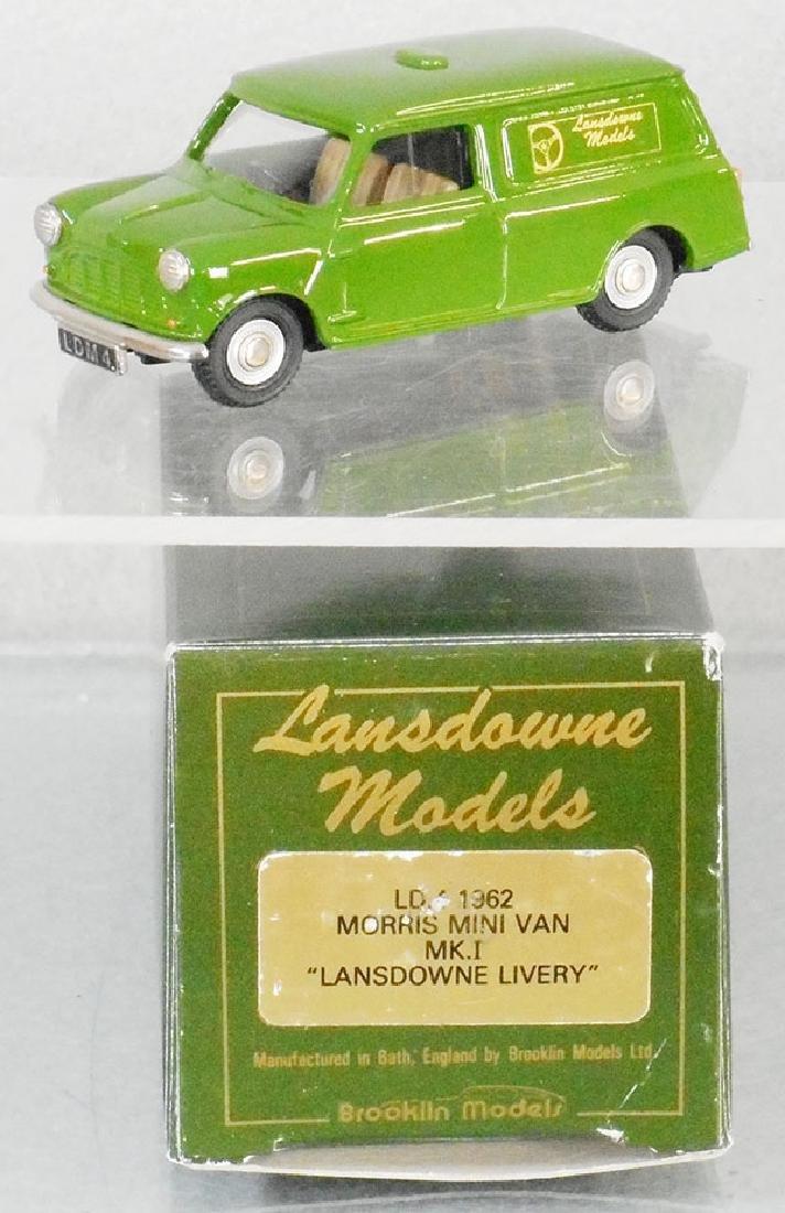LANSDOWNE MODEL 1962 MORRIS MINI VAN