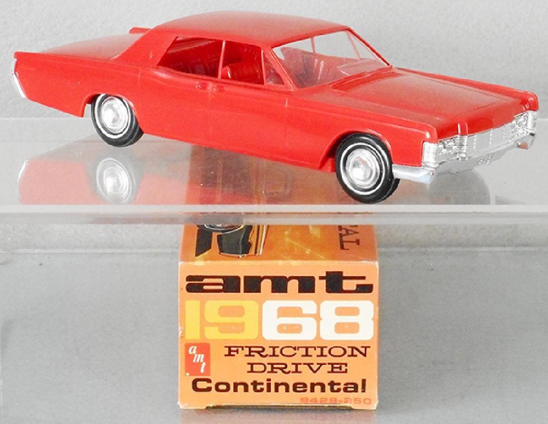 AMT 1968 LINCOLN CONTINENTAL PROMO