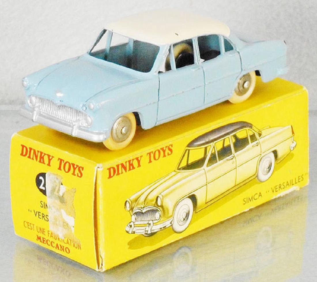 FRENCH DINKY 24Z SIMCA VERSAILLES