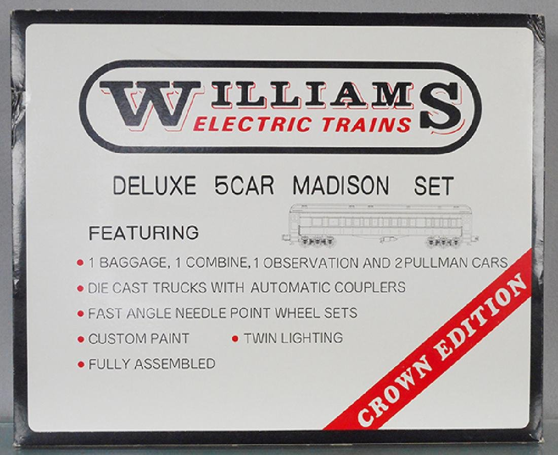 WILLIAMS 2515 SOUTHERN CRESCENT CAR SET