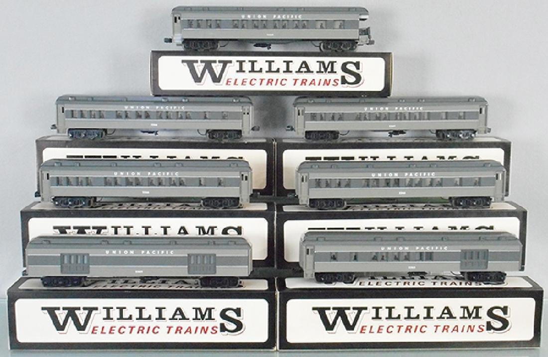 7 WILLIAMS UP PASSENGER CARS
