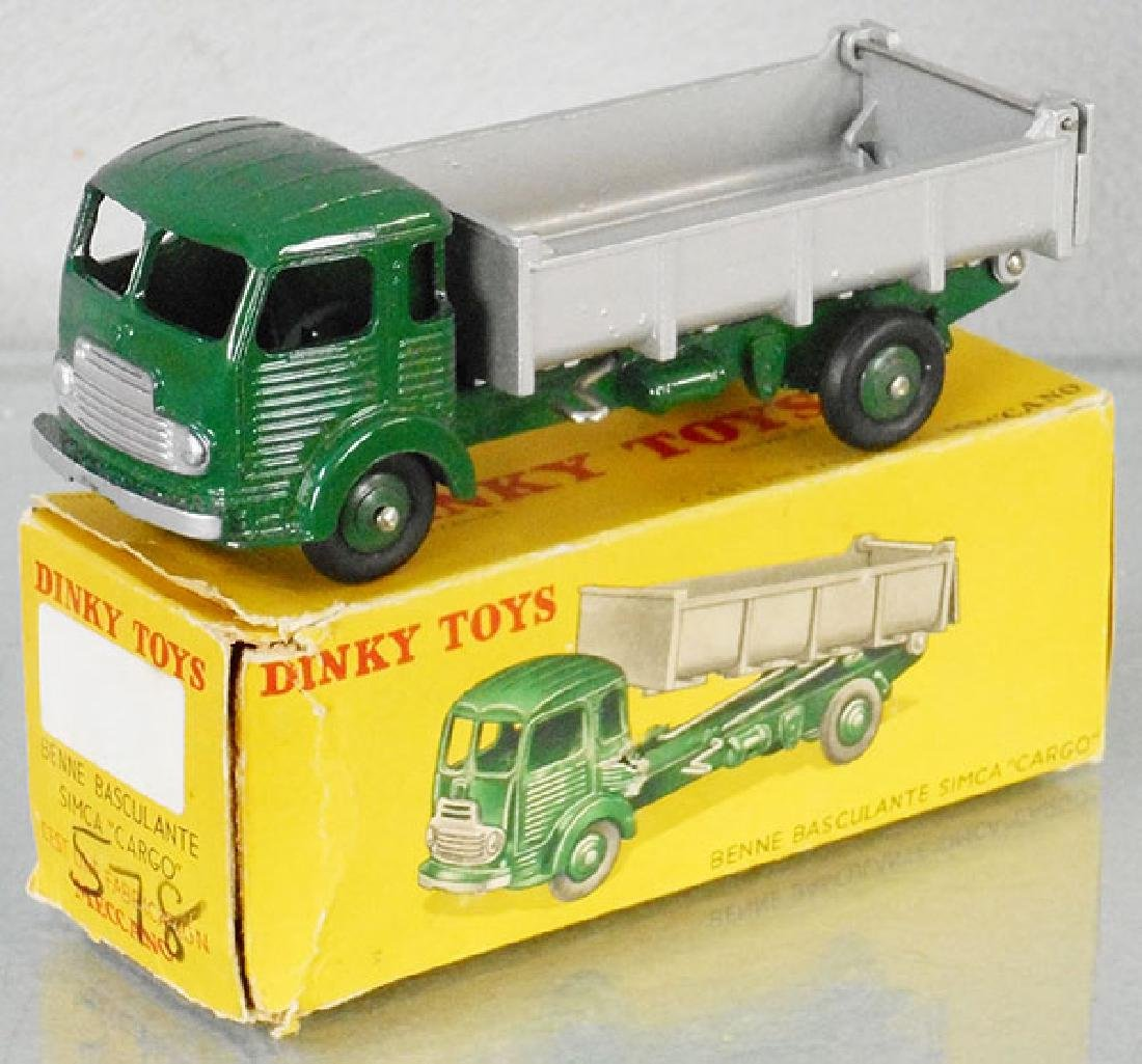 FRENCH DINKY 33B SIMCA CARGO