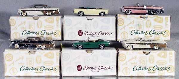 021A: 6 BUBY COLLECTORS CLASSICS