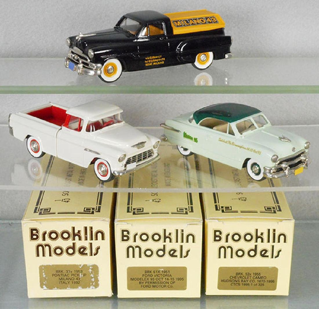 3 BROOKLIN MODELS