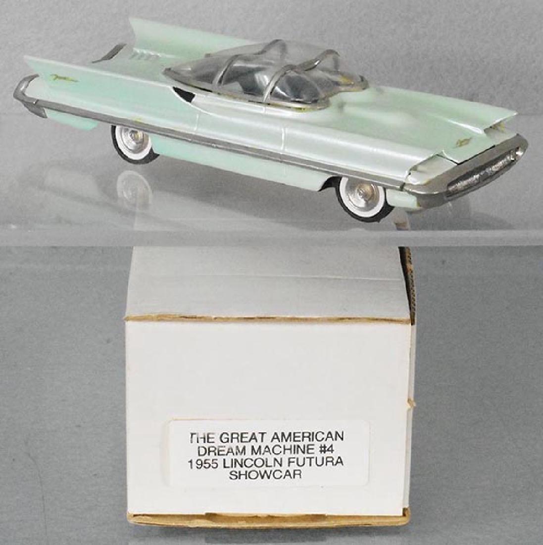 GREAT AMERICAN DREAM MACHINE 4 LINCOLN FUTURA