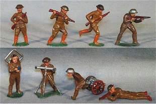 001: DIMESTORE SOLDIERS