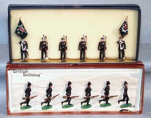 007: 2 MODERN SOLDIER SETS