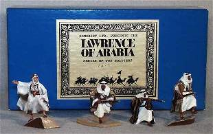 009: SOMERSET LTD LAWRENCE OF ARABIA SET