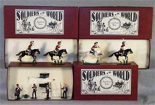 010: 3 SOLDIER OF THE WORLD SETS