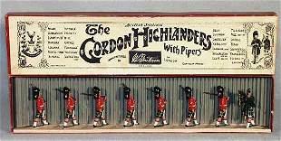 023: BRITAINS SET 77 GORDON HIGHLANDERS