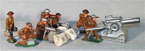 165: DIMESTORE SOLDIER LOT