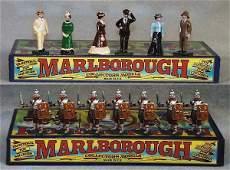 198 2 MARLBOROUGH SOLDIER SETS