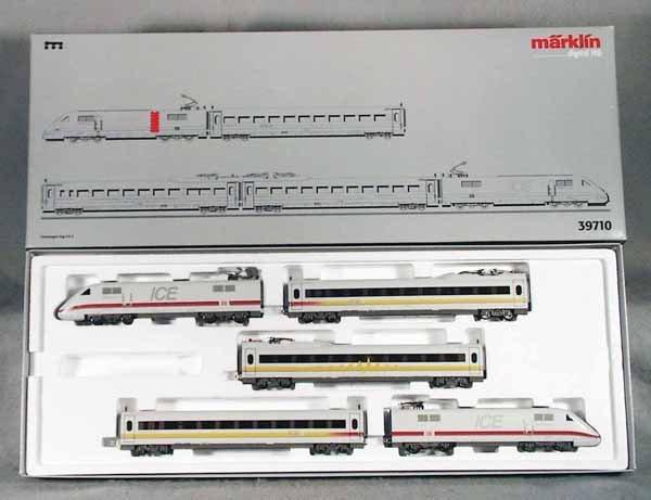 1: MARKLIN 39710 ICE TRAIN SET