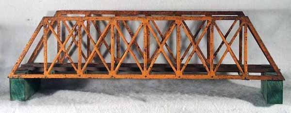 62: CARLISLE & FINCH 56 TRUSS BRIDGE