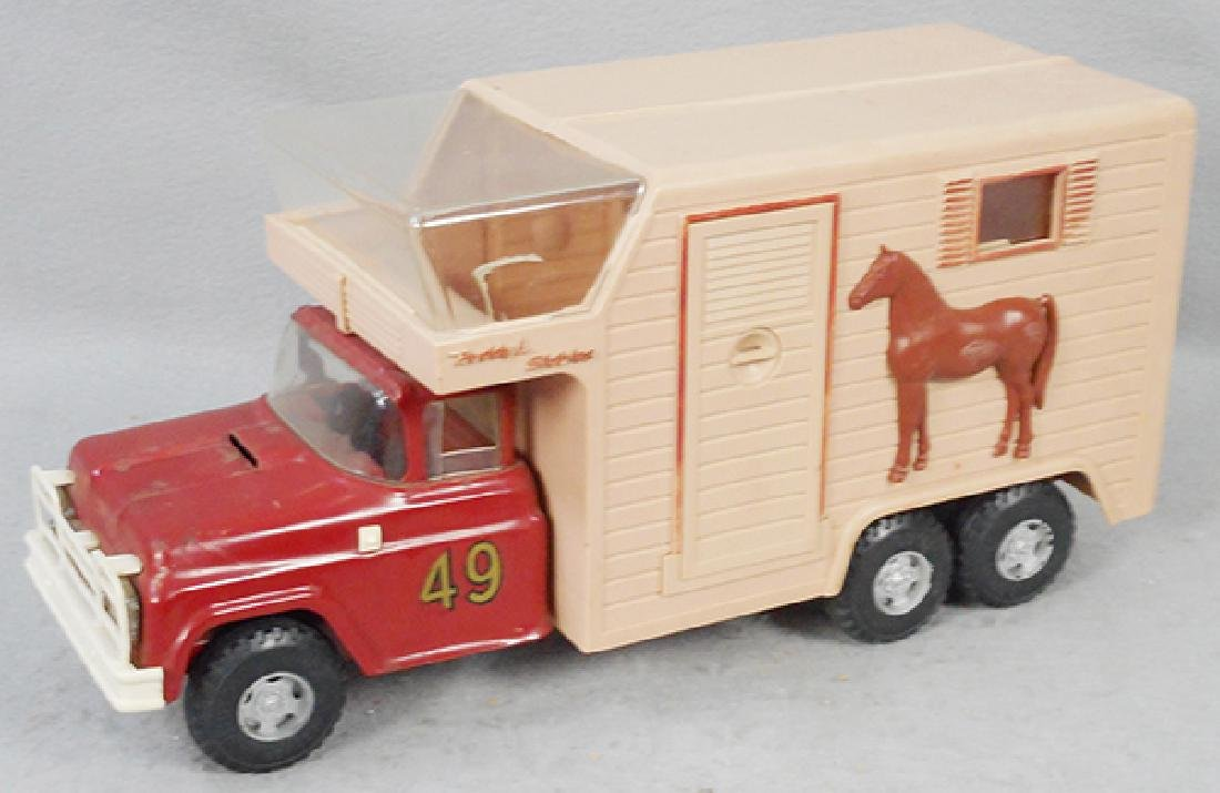 BUDDY L STABLES TRUCK