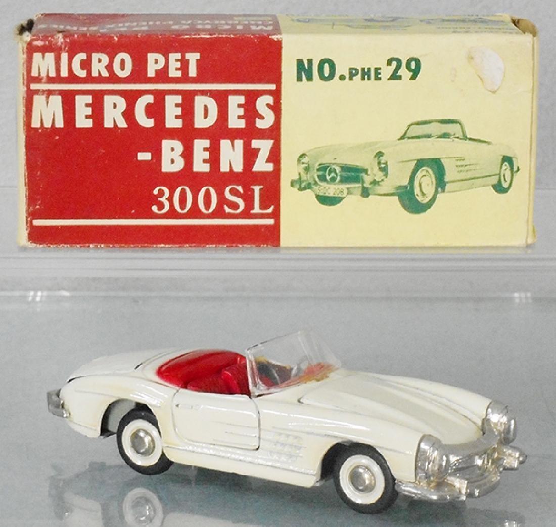 CHERRYCA PHENIX 29 MERCEDES 300SL