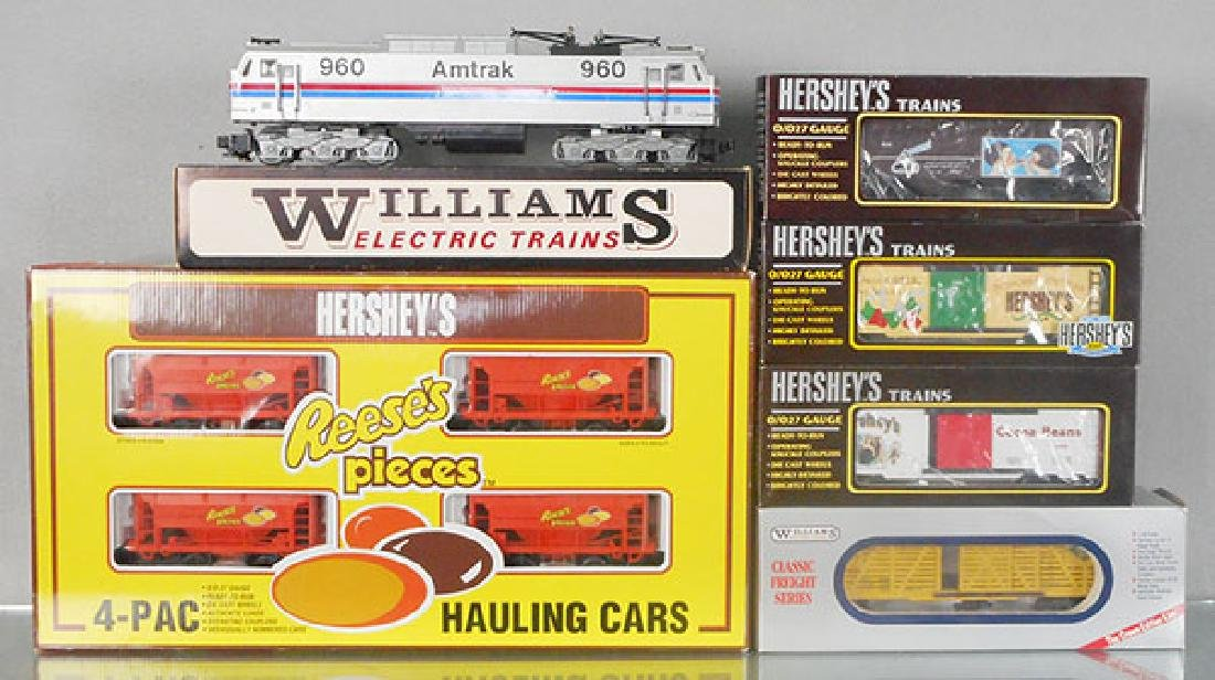 WILLIAMS & K-LINE TRAIN SET