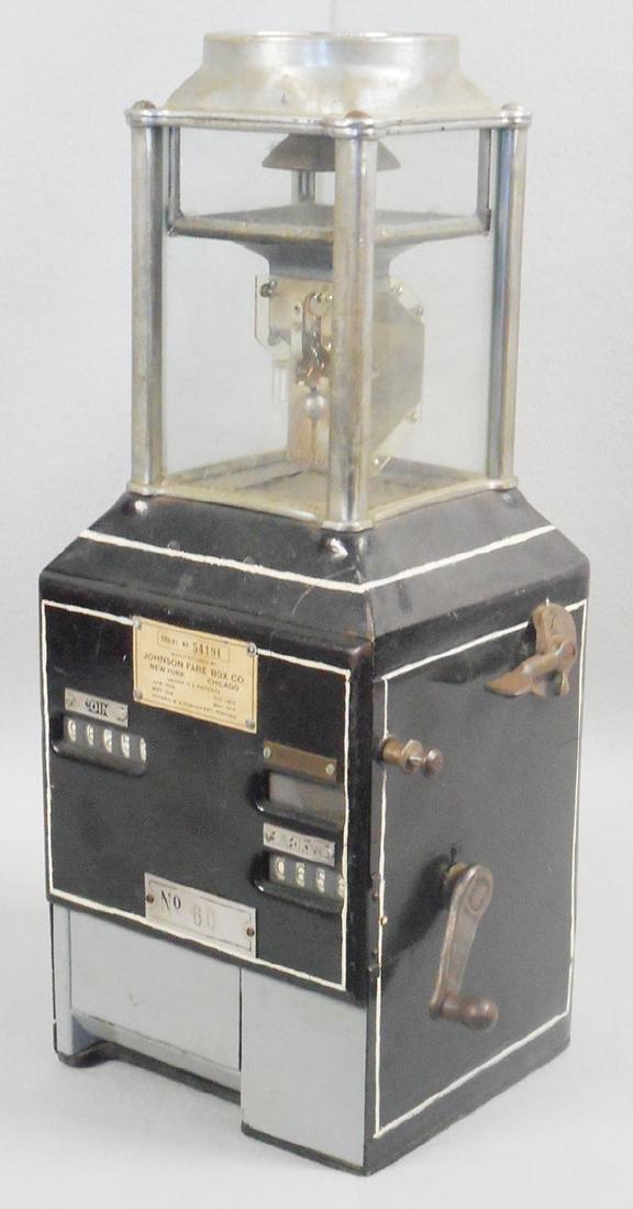 JOHNSON FAIR BOX