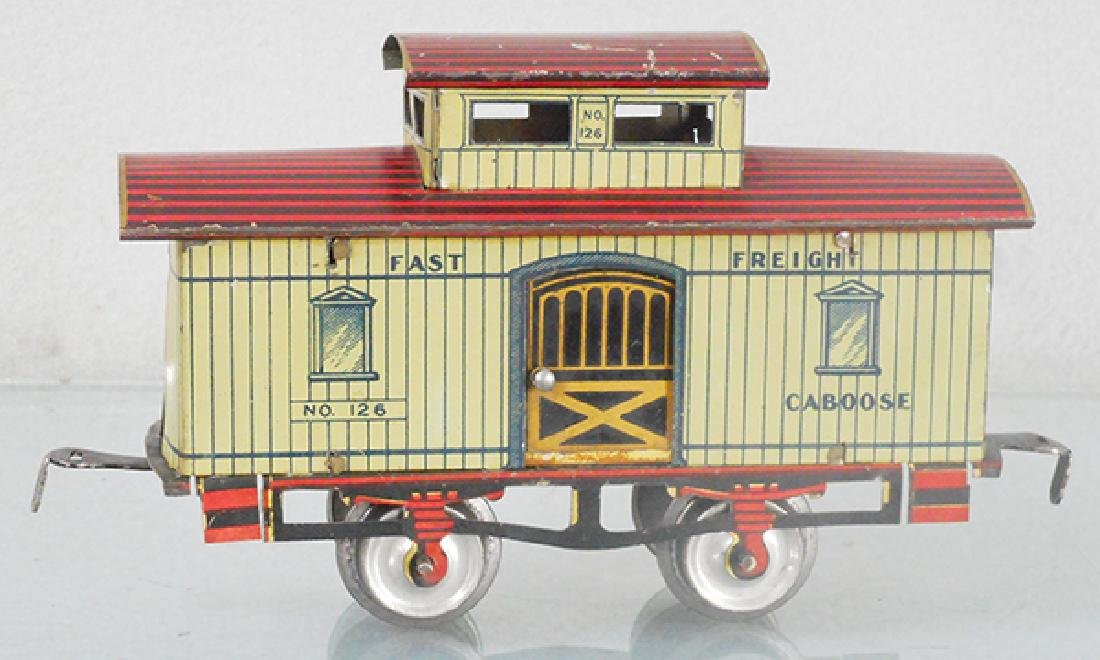 IVES 126 CABOOSE