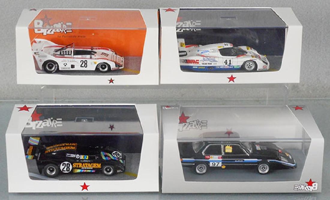 4 BIZARE RACE CARS