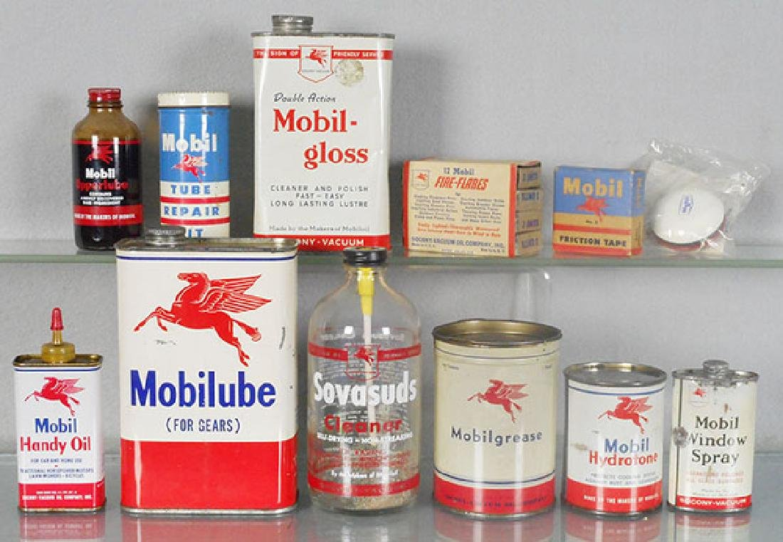12 MOBIL OIL PRODUCTS