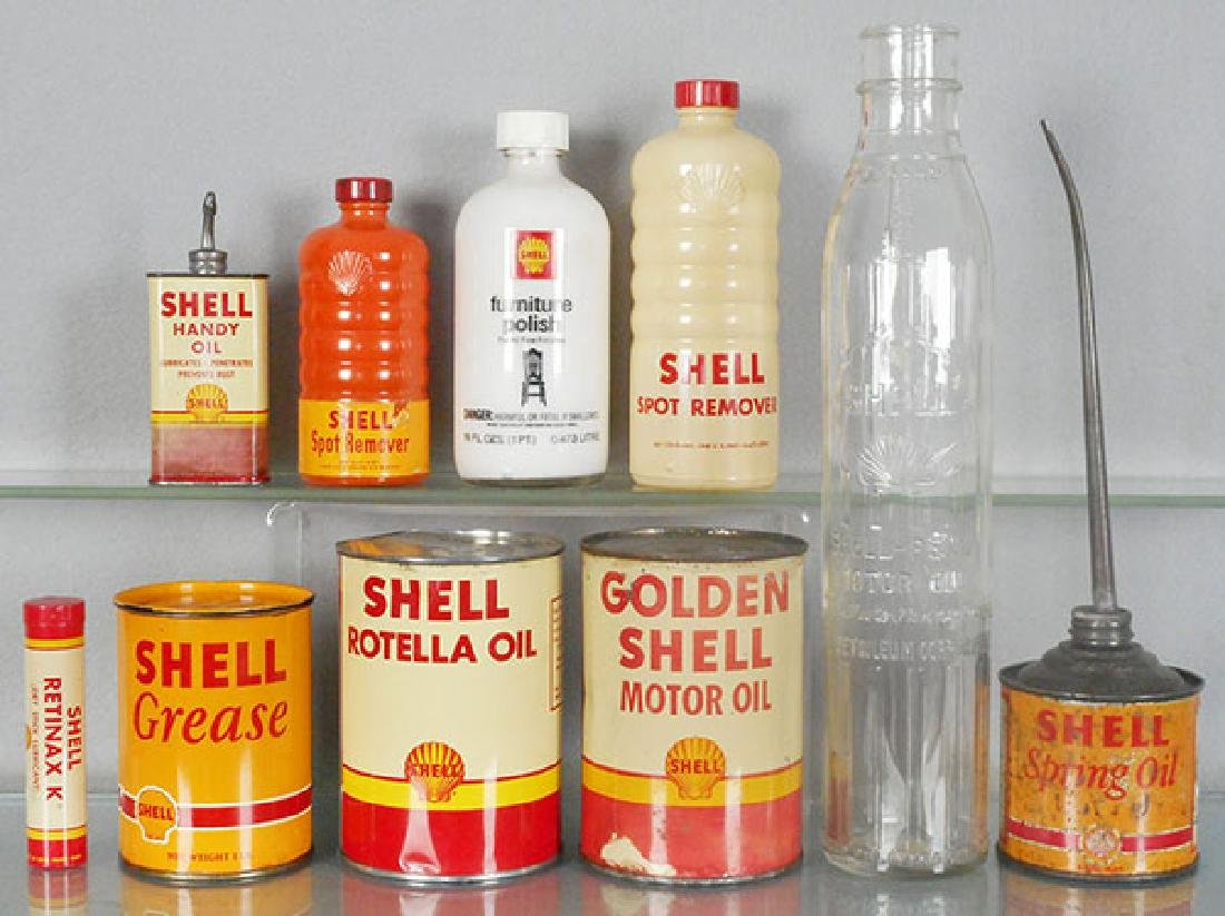 10 SHELL AUTO PRODUCTS
